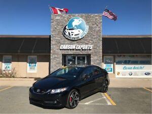 2014 Honda Civic Sedan WON'T LAST SI! FINANCING AVAILABLE!