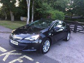 Vauxhall Astra Gtc 1.6 Diesel CDTi ecoFLEX SRi 3dr (start/stop) CAT D 2016 (65 reg) Coupe