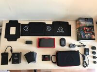 Atomos Ninja Assassin 4KMonitor/Recorder BUNDLE including battery, SSD and more!