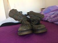 Doctor Marten's Slouch Boots UK 7