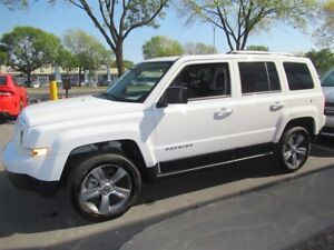 2016 Jeep Patriot HIGH ALTITUDE*SIEGES EN CUIR+TOIT OUVRANT