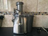 Breville fruit juicer