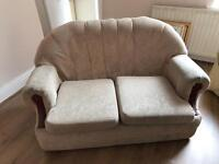 Two sofas for free! Need gone ASAP - collect HU5