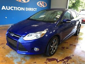 2014 Ford Focus SE LOW KM'S! AUTO/ AIR/ ALLOYS/ SYNC!