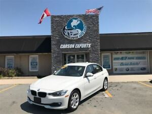2014 BMW 3 Series LOOK 320I XDRIVE! $167.00 BI-WEEKLY+TAX!