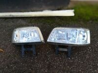 VW Transporter T5 Headlights