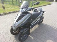 Piaggio mp3 300 2012 r ( car license)