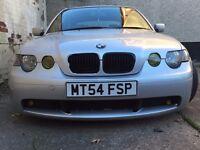 BMW 318TI SPORT COMPACT,3 DOOR hatchback,2 CCpetrol car,2-AXLE-RIGID BODY,VEHICLE CATEGORY M1