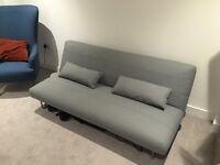 Grey Habitat Sibu Sofabed - £100