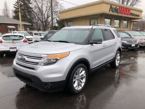 2014 Ford Explorer XLT- PANORAMIC SUNROOF, NAVIGATION SYSTEM