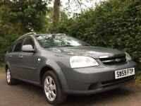 CHEVROLET LACETTE 1.6 **2009 ESTATE MODEL**MOT EXPIRES OCTOBER 2018**