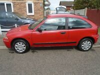 ROVER 214, 12months m.o.t, drives very well..£395..
