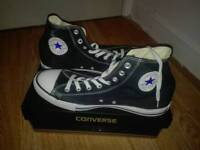 Brand new Converse All Star's size 11