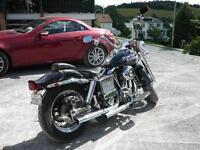 Harley Davidson shovelhead 1977