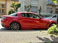 Mazda RX8 192BHP Mind Condition Negotiate(swap vauxall insignia)