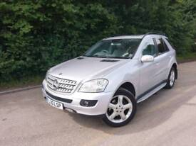 Mercedes ML 320 CDI SPORT 2006 NOT Q7 , X5
