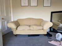 FREE Multiyork Cream Sofa Vintage