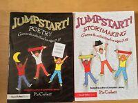 Free Jump start Literature books