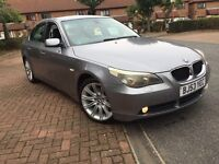 Bmw 520i e60 model new shape drives very smooth £1950 px welcome