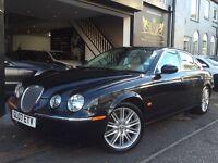 2007 Jaguar S-Type 3.0 V6 SE 4dr LOW MILES- SERVICE HISTORY - HUGE SPEC