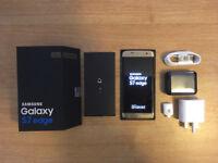 Never Used Samsung S7 Edge Gold Platinum 32GB Unlocked UK Item