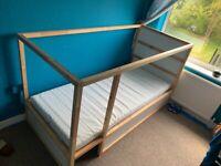 IKEA Kura reversible children's bed