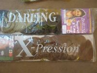 Afro hair extension -for africa & Caribean hair