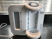 Tommee Tippee Perfect Prep Formula Machine with brand new filter and manual
