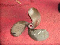 boat parts propeller