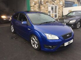 Ford Focus 2.5 SIV ST-3 3dr MILTEK+FORGED+SUNROOF+LEATHER!