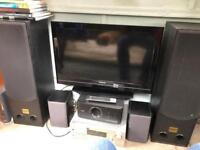 Music system. Home cinema. Tv. Celestion