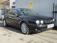 Jaguar X-Type 2.0 D Sport 4dr, New Clutch & Flywheel