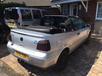 2001 Golf cabriolet 2.0l Bargain!!