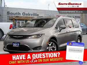 2017 Chrysler Pacifica Touring-L Plus | DUAL DVD & SUNROOF | HEA