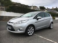 2010/60reg Ford Fiesta Titanium 1.4 cc 5 Door Full Ford Service History Immaculate Throughout