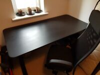 Office/gaming desk & chair