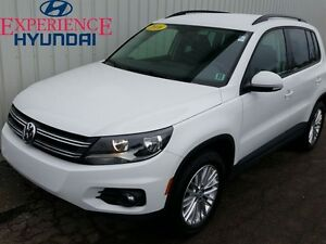 2016 Volkswagen Tiguan Special Edition LOADED SPECIAL EDITION WI