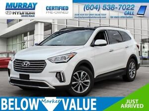 2018 Hyundai Santa Fe XL Luxury**NAVI**BLUETOOTH**REAR CAMERA**