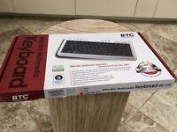 Ultra slim keyboard BTC 6100 -