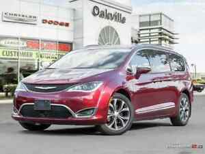 2017 Chrysler Pacifica LIMITED | NAVI | PANO ROOF | REMOTE START