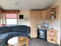 Caravan For Sale At The 12 Month Season Sandylands Ayrshire With Beach Access And Amazing Facilities