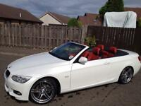 BMW 3 Series M Sport Convertible 320d