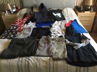 Boys Clothes Bundle Aged 9 (20 items).