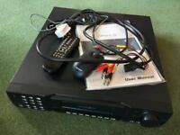 CCTV recorder digital recording system 8 channel concept pro excellent quality, condition & brand