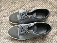 Mens Lanvins Size 7 (two pairs)