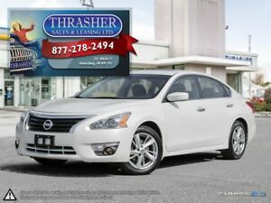 2013 Nissan Altima SV, SUNROOF, NAV, REMOTE START, MORE!!!