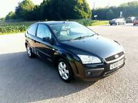 Most Gorgeous ford focus 1.6 3 door in uk Drives beautyful £1599 bargain