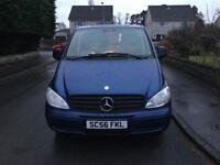 Mercedes Vito 6 Seater £3800