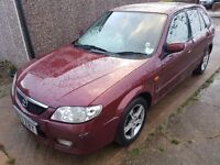 Mazda 323 gsi Automatic 5 door eldery person owned p-x welcome