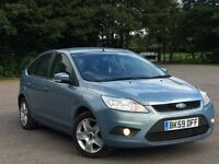 Ford Focus 1.6 Style 2009 5dr ONLY 2 FORMER KEEPERS FROM NEW ****